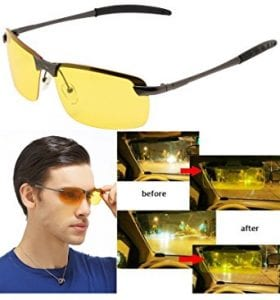 8543d2a7623 Top 8 Best Night Driving Glasses Reviews