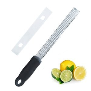 Top 8 Handy Stainless Steel Zester/Grater Reviews