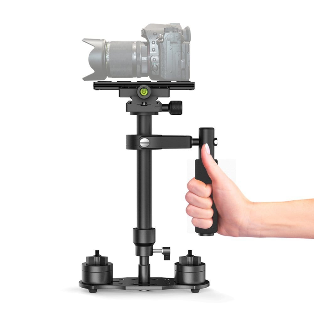Top 8 Convenient Handheld DSLR Stabilizer Reviews